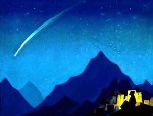 1936 Star of the Hero - Nicholas Roerich